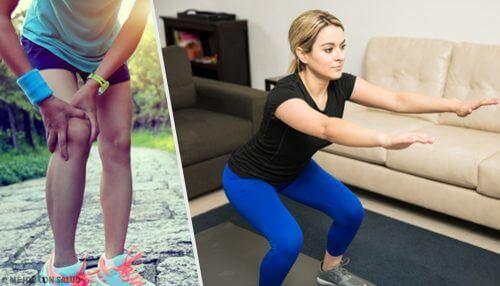 Съвети и упражнения за здрави колене