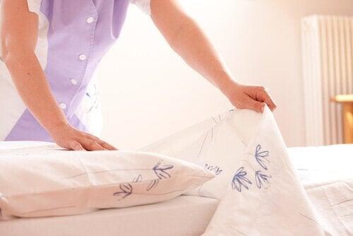 използвайте пластмасови калъфи, ако искате да се отървете от домашните акари