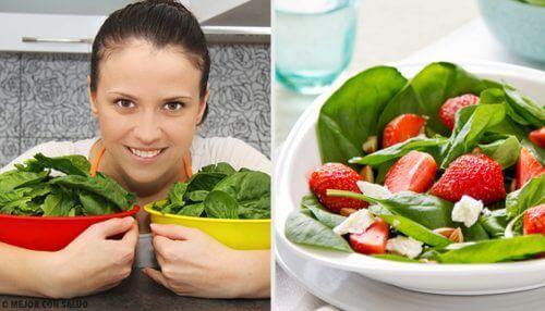 Вкусни рецепти със спанак, които трябва да добавите към вашата диета