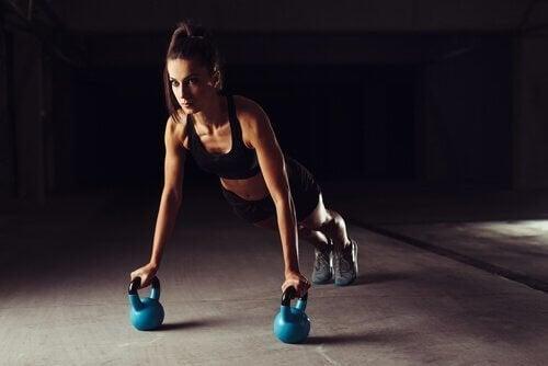 засилете метаболизма си чрез спортуване