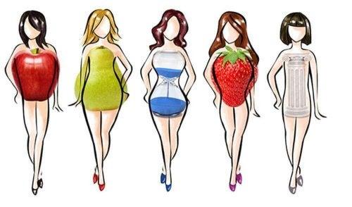 Научете коя е подходящата диета за вашия тип тяло