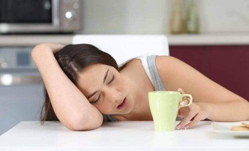 7 причини да се чувствате уморени