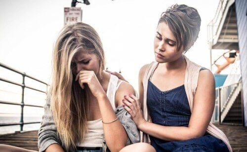 основните черти на поведението на хората с хронична виктимизация - да се оплакват