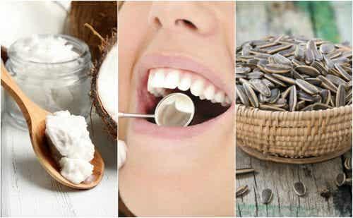 Намалете зъбната плака с тези 6 натурални средства