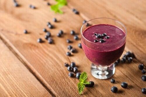 боровинките подобряват образуването на колаген в организма