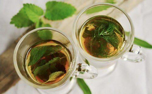 пригответе си чай от копърено семе против образуването на газове