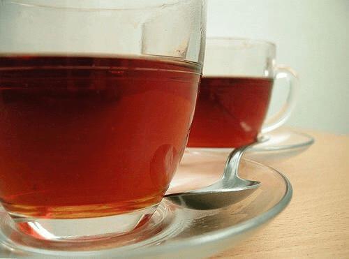билкови чайове от маруля със седативно действие