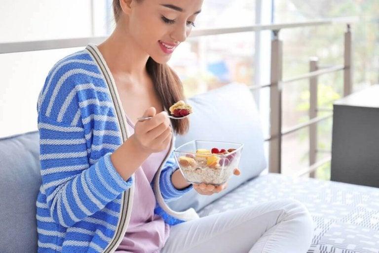 Ефикасно отслабване с диетата с овесени ядки