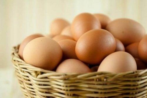 яжте яйца за по-здрава кръв