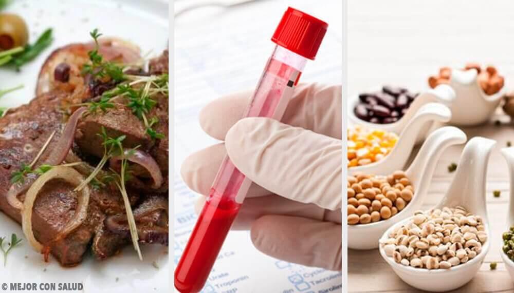 5 храни за по-здрава кръв и щастливо тяло