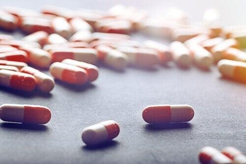Какви лекарства се приемат при зачервено гърло