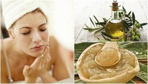 5 маски с маслиново масло за вашата кожа