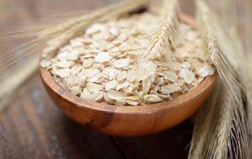 Ускорете метаболизма с диета с овесени ядки