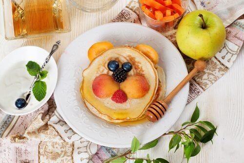 Палачинки за нискокалорична закуска, подходяща за болните от диабет