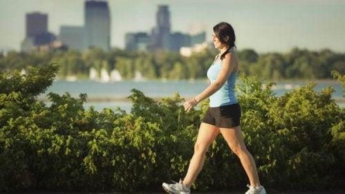 ползите за здравето от ежедневната разходка са безброй