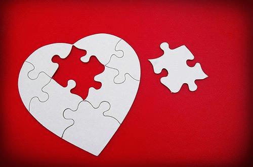 заболявания на сърцето - разбито сърце