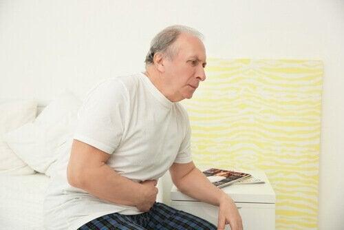 коремна болка при прием на твърде много витамин D