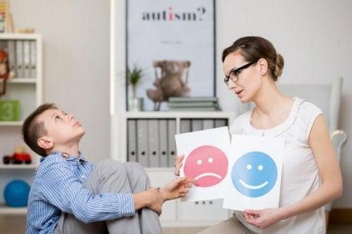 симптомите на синдрома на Аспергер са добре проучени