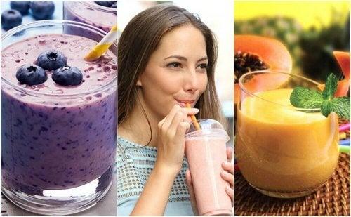 5 полезни смутита за вашата ежедневна закуска