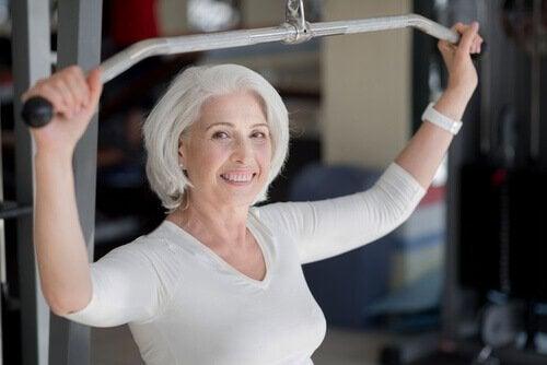 Има подходящи упражнения за всяка една възраст
