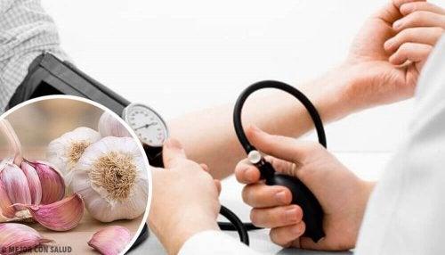 4 натурални средства за високо кръвно налягане