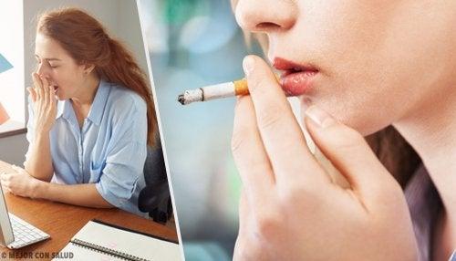 6 опасни навика толкова вредни колкото пушенето