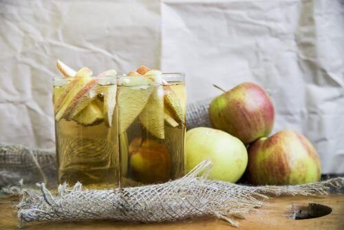 ябълков оцет против бурсит