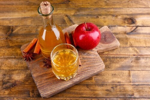 ябълков оцет против лоша миризма на влагалището