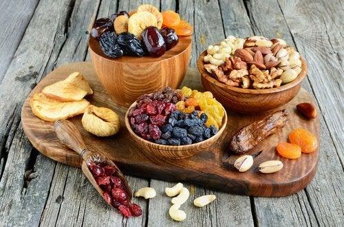 яжте ядки за по-здрава кръв