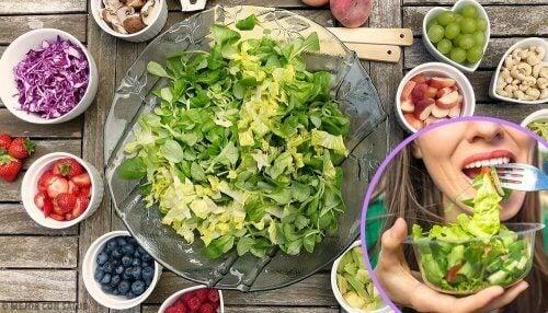 5 лесни за приготвяне здравословни салати