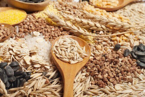 Добавете зърнени храни против хипотония