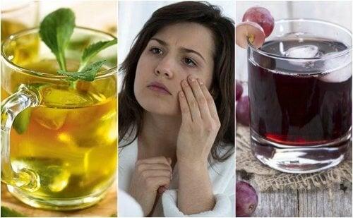 Опитайте тези 5 здравословни напитки за лечение на анемията