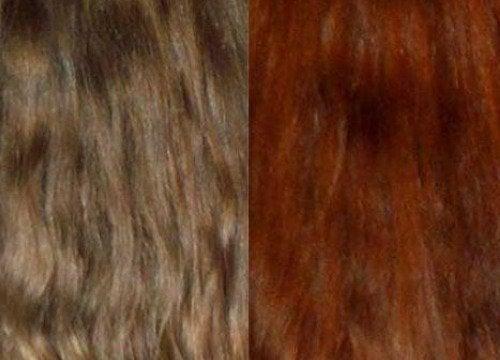 Можете да боядисате косата си с естествени продукти
