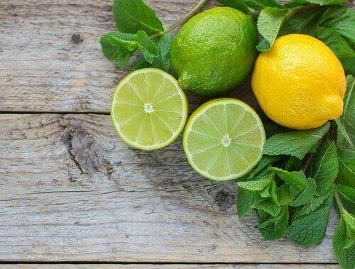 Лимоните изгарят мазнини