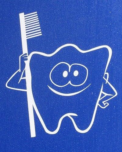 редовното миене на зъбите ще ви предпази от кървенето на венците