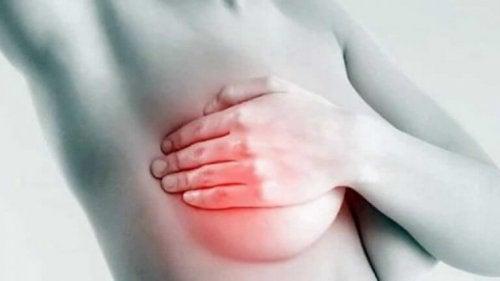 при масталгия посетете гинеколог