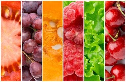 Плодовете с най-ниско съдържание на калории