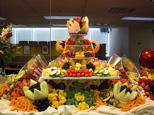 плодовете са ценен източник на витамини и минерали