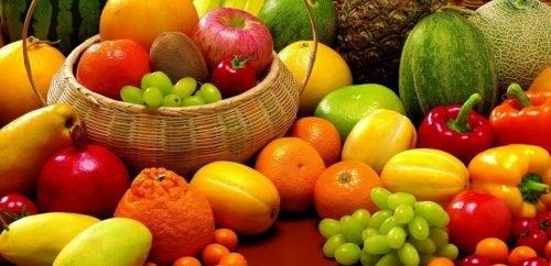здравословното хранене ще ви предпази от възпаление на стомаха