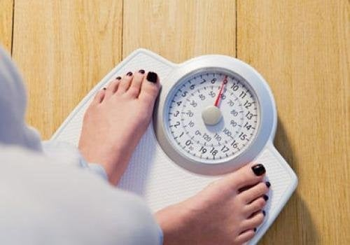 постоянното следене на теглото ви мотивира, ако сте на диета