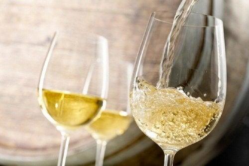 Бяло вино и семена от резене срещу анемията