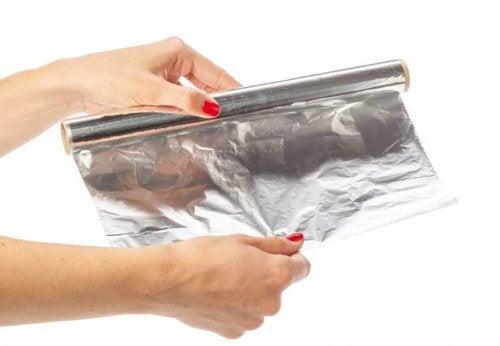 7 интересни приложения на алуминиевото фолио