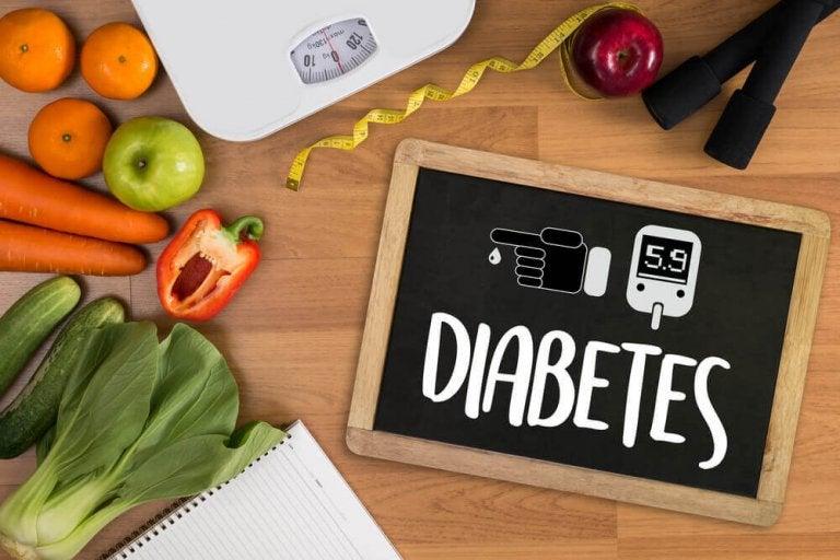 Здравословна диета за отслабване за хората с диабет
