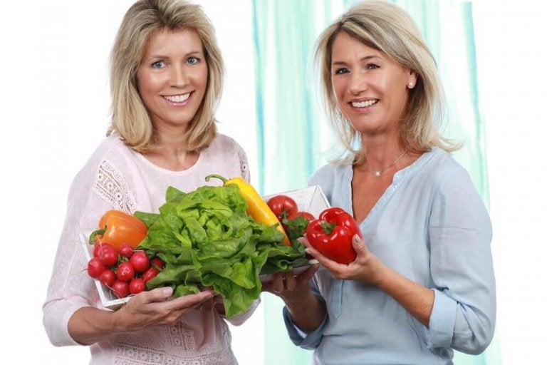 5 съвета как да отслабнете по време на менопаузата
