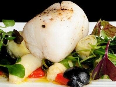 риба с гарнитура - перфектната вечеря за горенето на мазнини