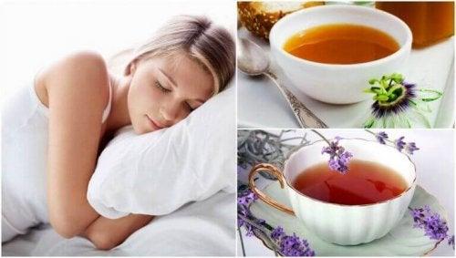 Как да си приготвите билков чай за по-добър сън