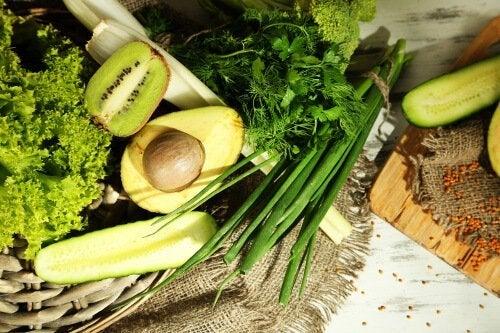 Подходящи храни при тревожност