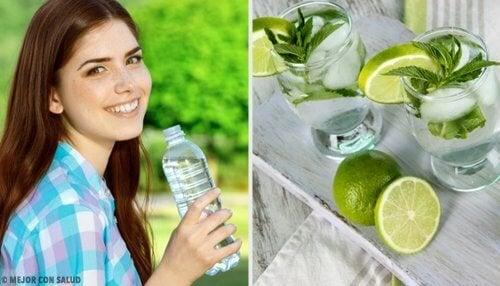 7 лесни начина да пиете повече вода