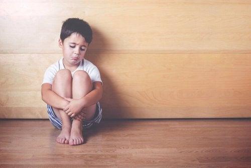 6 признака на афективно разстройство при децата