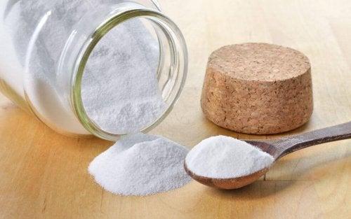 сода за хляб срещу досадните киселини